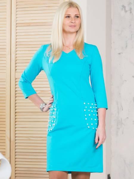 Платье «Тиффани» для кормящих мам и беременных