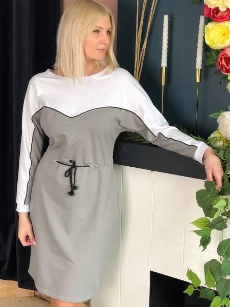 Платье «Рокси» для кормящих мам и беременных